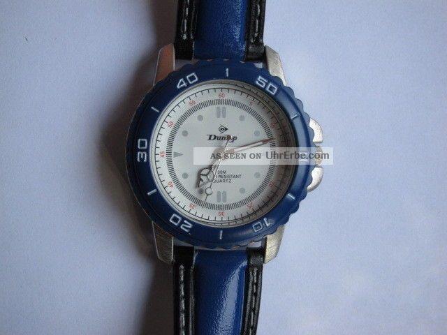 Dunlop Herren - Taucheruhr,  30 M,  Geschützte Krone Armbanduhren Bild