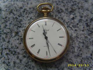 Tissot S.  A.  125 Taschenuhr.