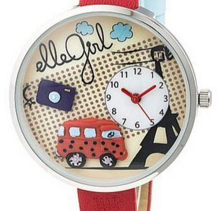 Armbanduhr - Süße Uhr Armbanduhr