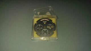 Ferrari Formula By Cartier - Zifferblatt Chronograph - Grau Bild