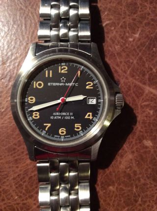 Eterna Matic Airforce 2 Bild