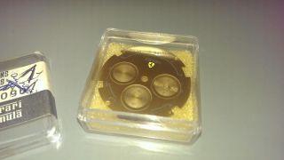 Ferrari Formula By Cartier - Zifferblatt Chronograph - Gold Bild