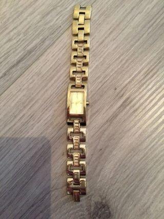 Dkny Armbanduhr Gold Uhr Bild