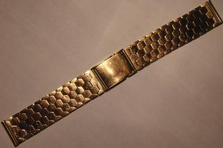 Uhrenarmband 18k 750/000 Gold Armband Bracelet Uhrband Bild