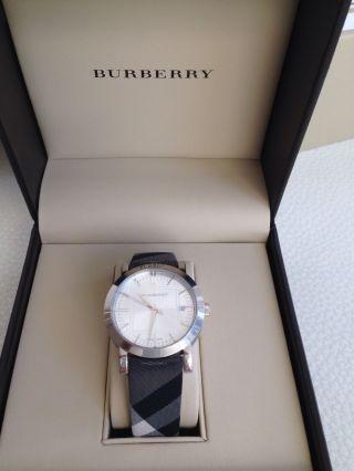 Burberry Uhr Unisex Bild