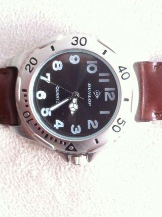 Quartz Uhr Von Dunlop - Bild