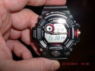 Casio G - Shock Gw9400 Bild
