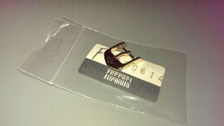 Ferrari Formula By Cartier - Dornschliesse - Series 1 - Gold Bild
