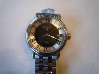Elysee Herren Automatikuhr Mit Datumsanzeige Bild