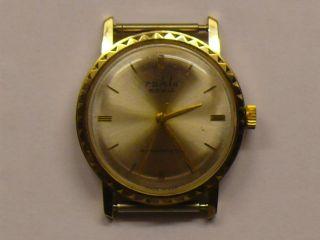Armbanduhr Kal.  39 Uhrenwerke Ruhla,  Ddr Bild