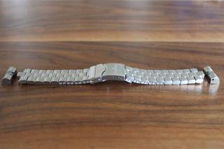 Fortis B42 Uhr Armband Metallarmband Neuwertig Ungetragen Ohne Gebrauchspuren Bild