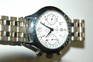 Poljot Chronometr,  Klassische Armbanduhr,  Mit Orig.  Poljot Armband. Bild