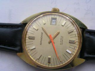 Sandoz Automatic Armbanduhr - Bild