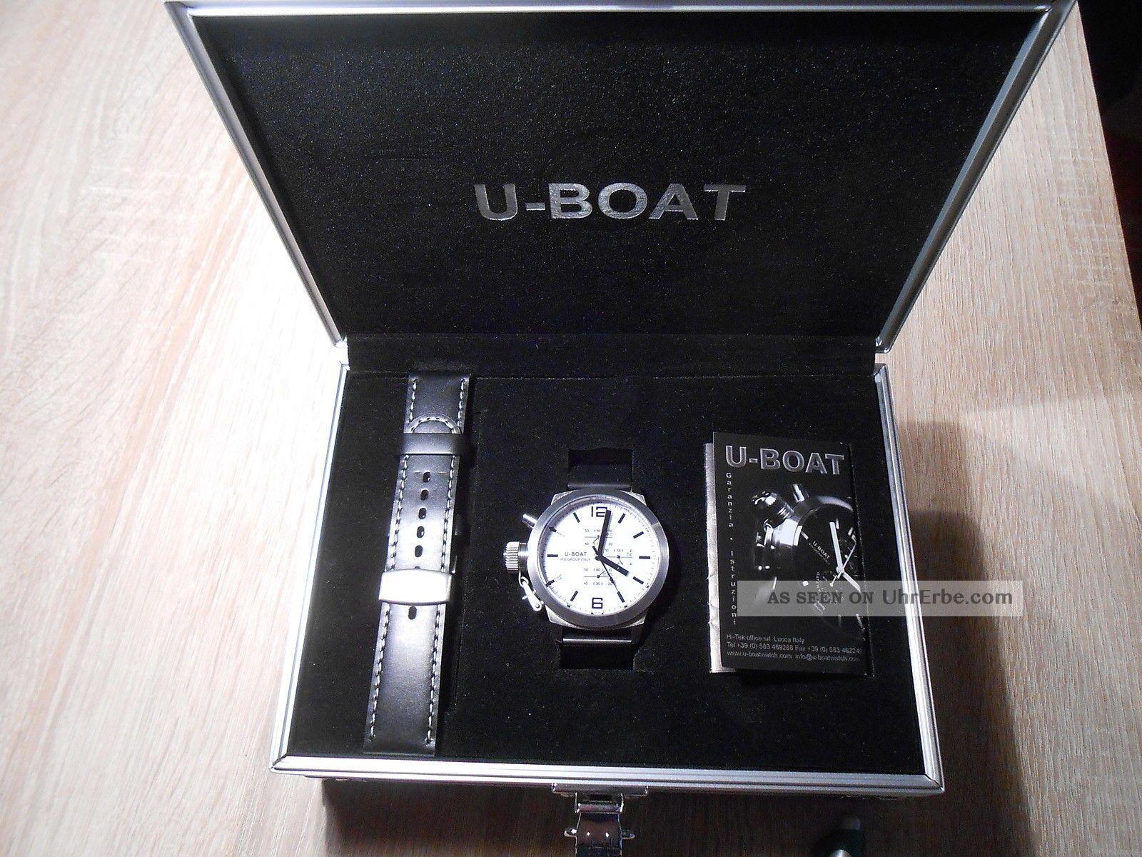 U - Boat Chrono Special Edition Nr.  0064 Ifo Group Italy Armbanduhren Bild