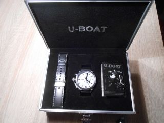 U - Boat Chrono Special Edition Nr.  0064 Ifo Group Italy Bild