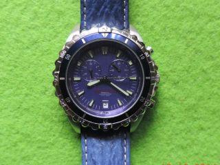 Riedenschild Sailingmaster Limited Edition Hai Armband Chronograph Uhr Bild