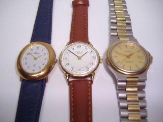 Tissot,  Alpina Und J.  Chevalier Damenuhr Uhren Sammlung Konvolut Bild