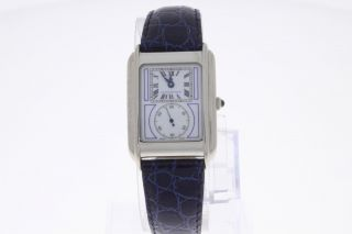 Auguste Reymond Armbanduhr Mit Handaufzug Und Sichtboden Old Stock Bild