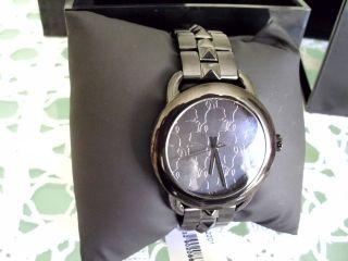 Top Exclusive Orig.  Karl Lagerfeld Luxus Uhr Bild