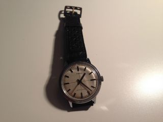 Timex Herren Armband Uhr,  Handaufzug Bild