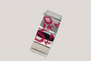 Dkny Donna Karan York Damenuhr / Damen Uhr Silber Weiß Ny4805 / Ny 4805 Bild