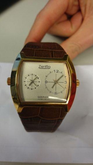 Armbanduhr Zentra Mod.  Z58005 Bild