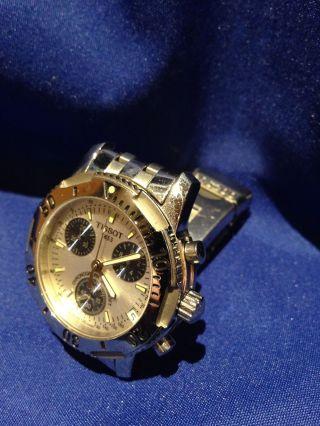 Tissot Prs 200 Herrenuhr Chronograph Bild