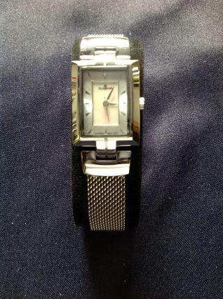 Armbanduhr Dugena Ungetragen Mit 2 Armbändern Armbanduhr Dugena Ungetragen Bild