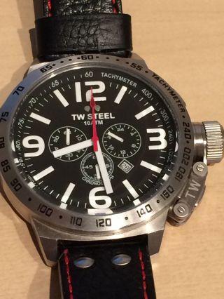 Tw Steel Tw 11 Canteen Style,  Armbanduhr Für Herren Bild