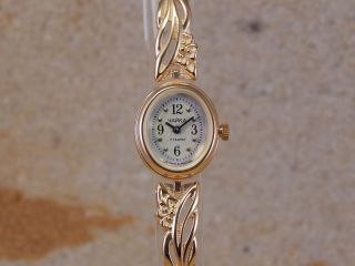 Polijot Tschaika Handaufzug Damen - Armbanduhr 24 Bild