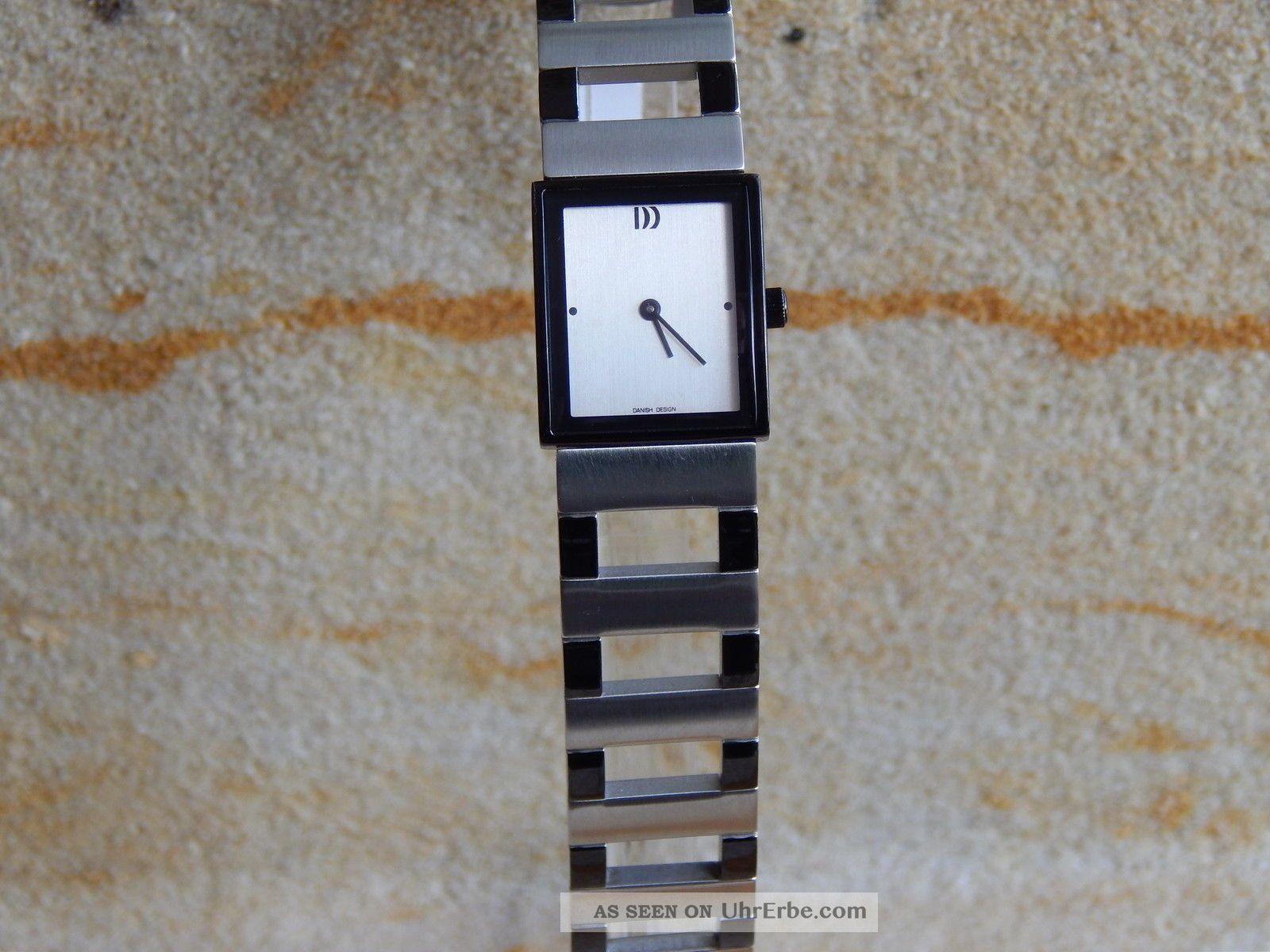 Danish Design Damenarmbanduhr Armbanduhren Bild