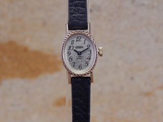 Polijot Tschaika Handaufzug Damen - Armbanduhr 21 Bild