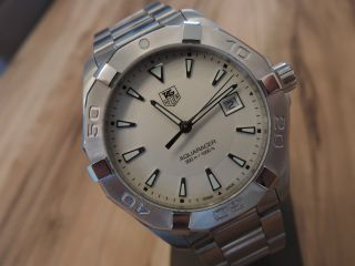 Tag Heuer Aquaracer - Way1111 - 40,  5mm - Quartz - Basel World Neuheit 2014 - Bild