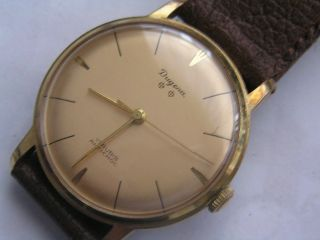 Armbanduhr Dugena Handaufzug - Top Bild