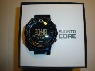Suunto Armbanduhr Core Blue Crush Mit Ovp Outdoor Uhr Suunto Bild