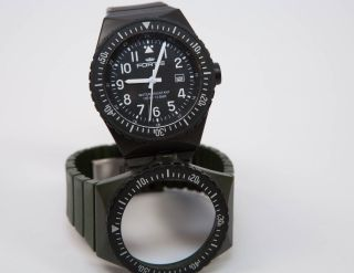 Fortis Colors Armbanduhr Mit Wechselarmband Bild
