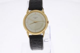 Vintage Lip 18k Gold Chronometer Mit Handaufzug Bild