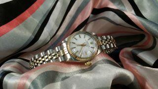 Rolex Stahl/gold Damenuhr Referenz 6917 Vp 7000€ Bild