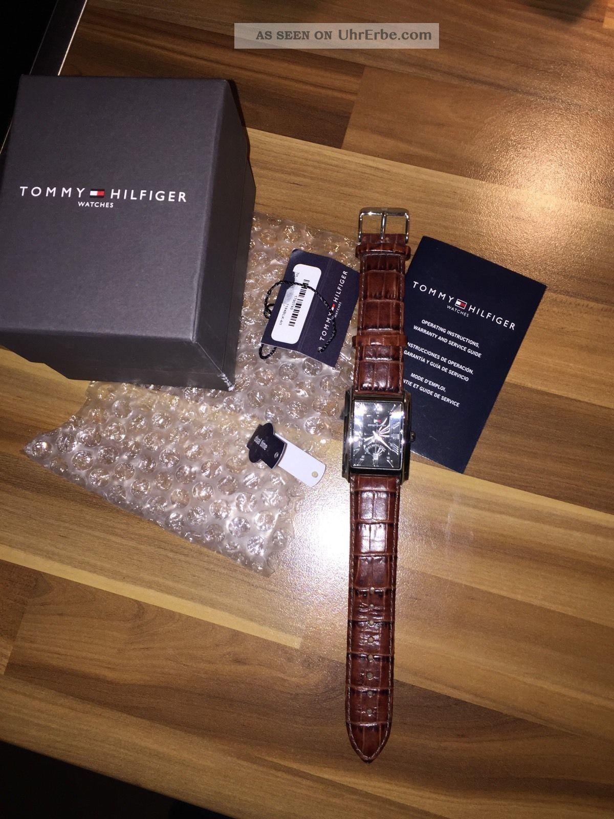 Tommy Hilfiger Herrenuhr / Wie / Im Absolutem /ansehen Armbanduhren Bild