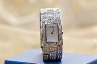 Dolce & Gabbana D&g Damenuhr Uhr Sehr Hochwertig Und Edel Bild