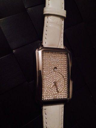 Dolce & Gabbana Dw0114 Sequest Damen Uhr Bild