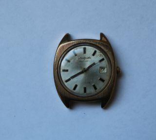 Glashütte Herren Armbanduhr Spezimatic Automatik Bild