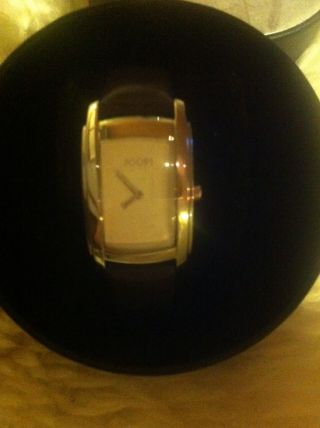 Joop Armbanduhr Frauen Lederarmband Bild