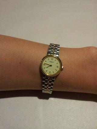 Tissot Damen Armbanduhr Bild