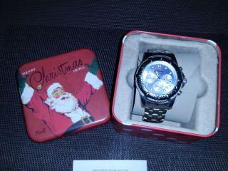 5 X Neuwertige Fossil Schmuckdose,  Geschenkedose Inkl Soliver Armband Uhr Top Bild