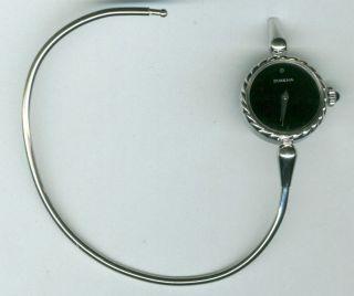 Damenuhr Dugena Mechanisch EdelstahlgehÄuse Schmuck Armband Top Damen Uhr Bild