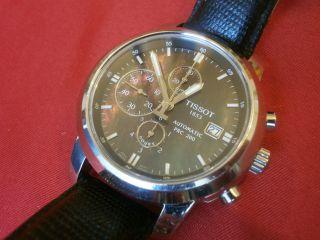 Tissot Prc 200 Automatik Chronograph Herrenuhr