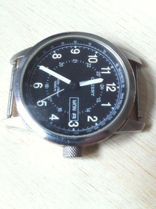 Orient Herren Sport Armbanduhr Quartz Bild