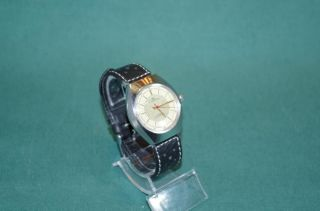 Fortis Armbanduhr Mit Handaufzug - 17 Jewels - Swiss Made Bild