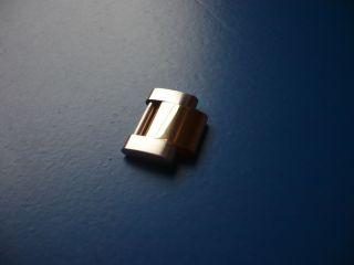 Rolex Ersatzglied,  Armband Stahl / Gelbgold Bild